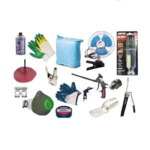 Инструменты и расходные материалы для ремонта и монтажа техники